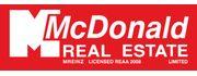 McDonald Real Estate Ltd (Licensed: REAA 2008) - New Plymouth logo